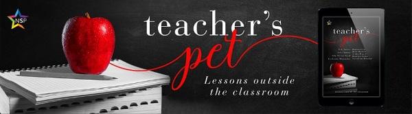 Teacher's Pet Anthology Release Blast & Giveaway!