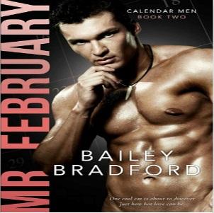Mr. February by Bailey Bradford