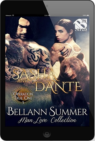 Sasha and Dante by Bellann Summer