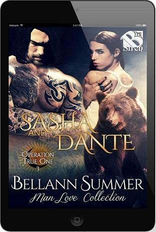 Sasha and Dante by Bellann Summer