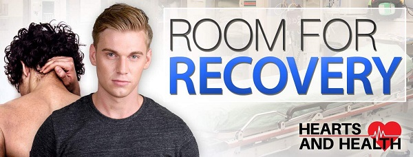 Room For Recovery by D.J. Jamison Release Blast, Excerpt & Giveaway!