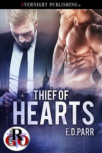 Thief of Hearts by E.D. Parr