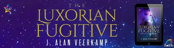 The Luxorian Fugitive by J. Alan Veerkamp