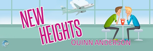 New Heights by Quinn Anderson Blog Tour, Excerpt & Giveaway!