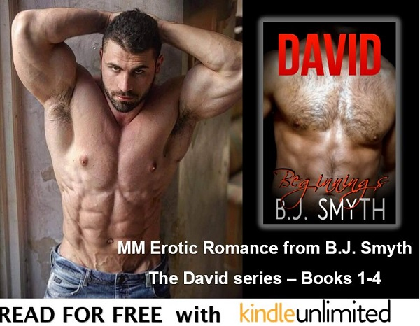 David: Beginnings by B.J. Smyth Book Blast, Excerpt & Giveaway!