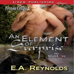 An Element of Surprise by E.A. Reynolds