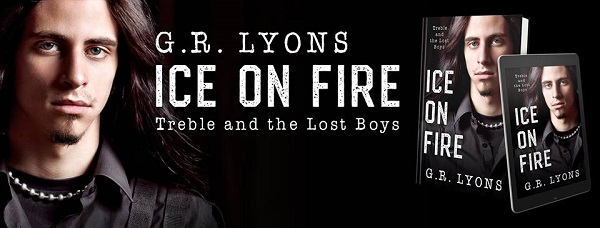 Ice On Fire by G.R. Lyons Blog Tour, Guest Post, Excerpt & Giveaway!