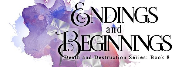 Endings and Beginnings by Patricia Logan