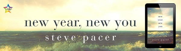 New Year, New You by Steve Pacer Release Blast, Excerpt & Giveaway!