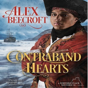 Contraband Hearts by Alex Beecroft Blog Tour, Exclusive Excerpt & Giveaway!