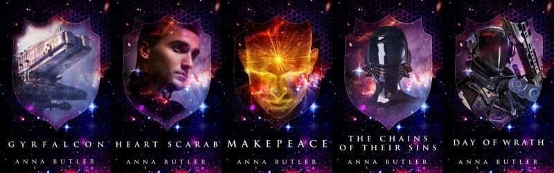 Taking Shield Series by Anna Butler Recap Tour & Cover Reveal, Guest Post, Excerpt & Giveaway!