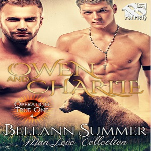 Owen and Charlie by Bellann Summer