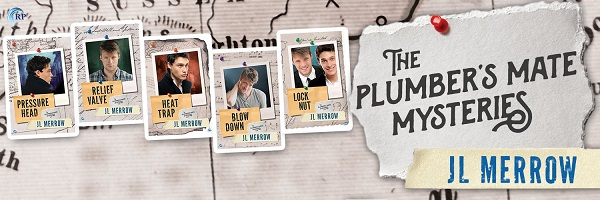 Lock Nut by J.L. Merrow Blog Tour, Excerpt & Giveaway!