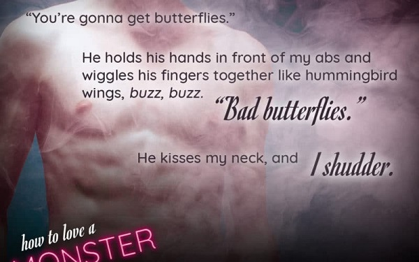 How to Love a Monster by Lyssa Dering