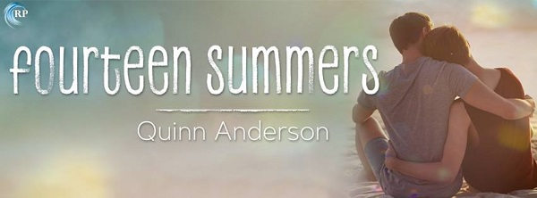 Fourteen Summers by Quinn Anderson Blog Tour, Excerpt & Giveaway!