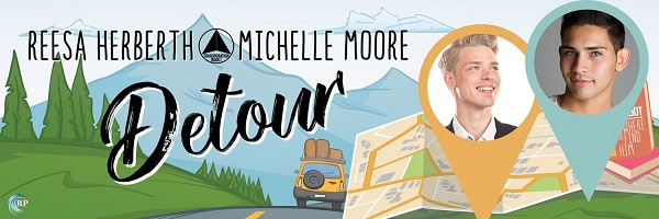 Detour by Reesa Herberth and Michelle Moore Blog Tour, Excerpt & Giveaway!