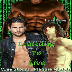 Learning To Live by Cree Storm & Maggie Walsh