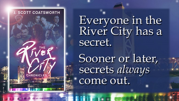 The River City Chronicles by J. Scott Coatsworth Blog Tour, Exclusive Excerpt & Giveaway!