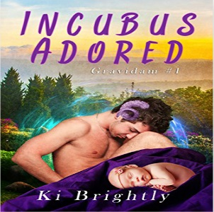 Incubus Adored by Ki Brightly