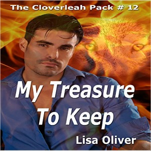 My Treasure to Keep by Lisa Oliver