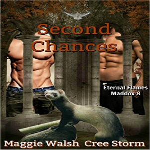 Second Chances by Maggie Walsh & Cree Storm