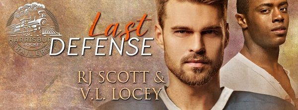 Last Defense by R.J. Scott & V.L. Locey