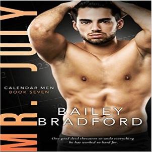 Mr. July by Bailey Bradford