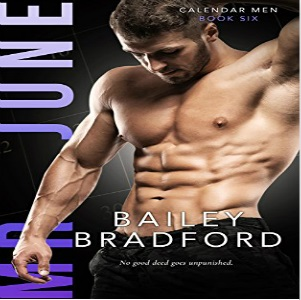 Mr. June by Bailey Bradford