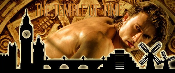 The Temple of Time by Geoffrey Knight Blog Tour, Excerpt & Giveaway!