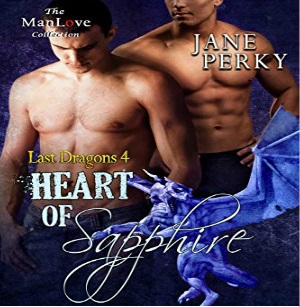 Heart of Sapphire by Jane Perky