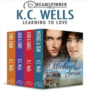 Learning to Love Bundle by K.C. Wells