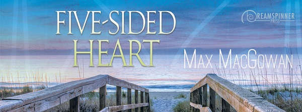 Five-Sided Heart by Max MacGowan