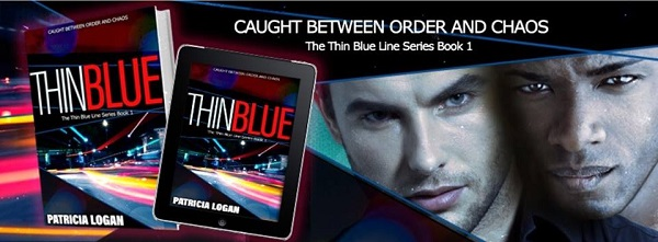 Thin Blue by Patricia Logan