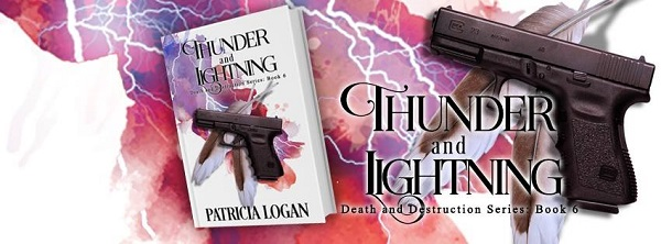 Thunder and Lightning by Patricia Logan