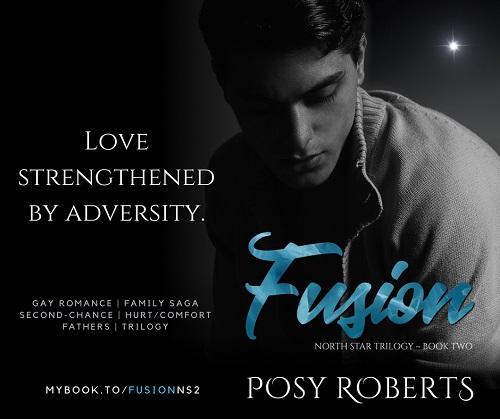 Fusion by Posy Roberts Blog Tour, Review & Giveaway!
