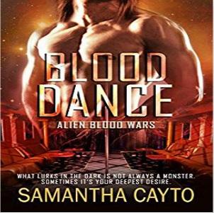 Blood Dance by Samantha Cayto