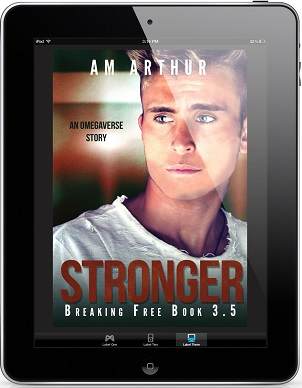 Stronger by A.M. Arthur