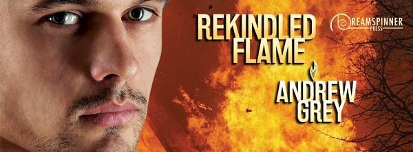 Rekindled Flame by Andrew Grey ~ Audiobook