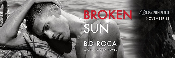 Broken Sun by B.D. Roca
