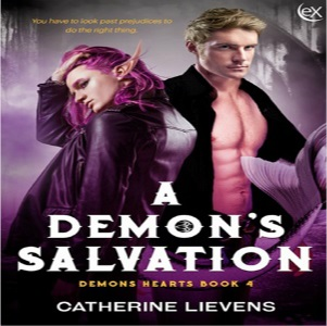 A Demon's Salvation by Catherine Lievens