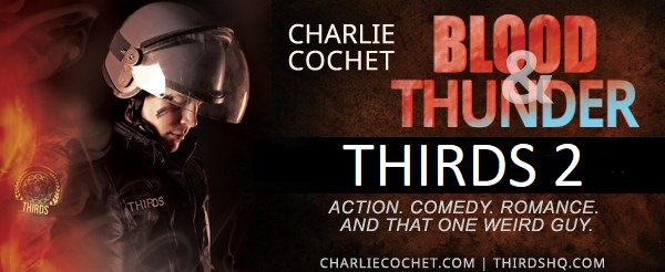 Blood & Thunder by Charlie Cochet ~ Audiobook