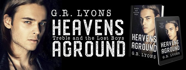 Heavens Aground by G.R. Lyons Release Blast & Giveaway!