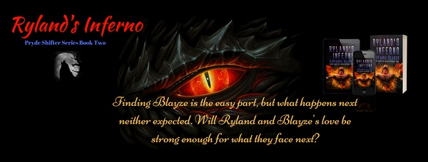 Ryland's Inferno by Giovanna Reaves