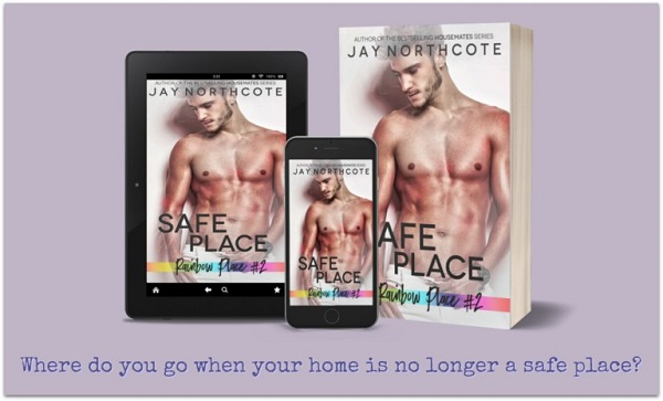 Safe Place by Jay Northcote Release Blast!