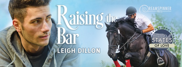 Raising The Bar by Leigh Dillon & Exclusive Excerpt!