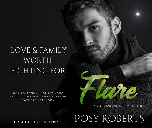 Flare by Post Roberts Blog Tour, Excerpt, Review & Giveaway!