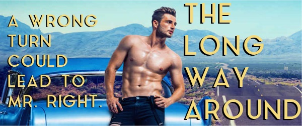The Long Way Around by Quinn Anderson Blog Tour & Giveaway!