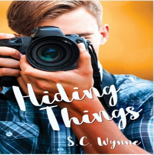 Hiding Things by S.C. Wynne