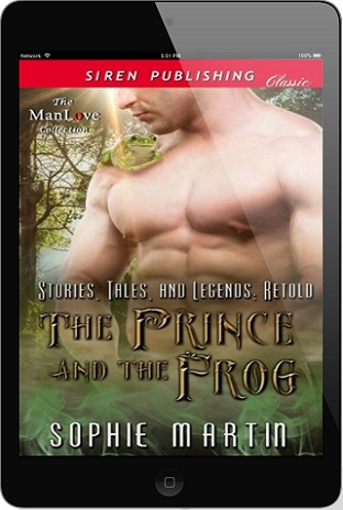 The Prince and the Frog by Sophie Martin