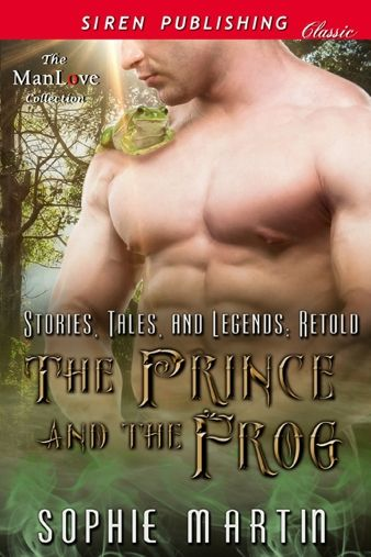 Sophie Martin - The Prince and the Frog Cover me492